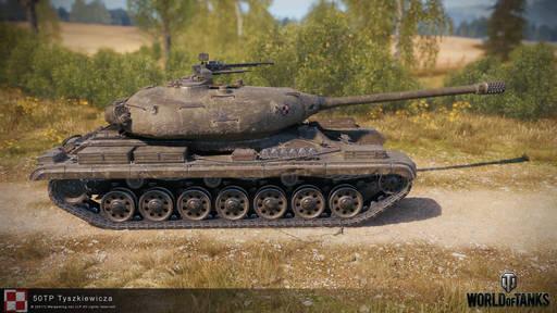 World of Tanks - Подробный обзор Польской ветки.
