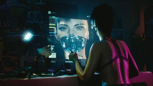 Cyberpunk 2077 - Cyberpunk 2077 - трейлер с Е3 2018