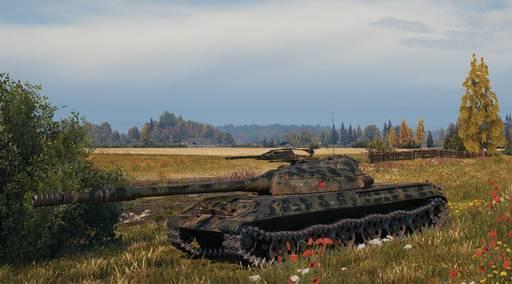World of Tanks - Девятый сезон. Глобальная карта