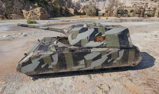 World of Tanks - Новый сезон ранговых боёв!