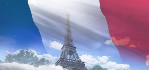 World of Tanks - Акция «Битва за Париж»