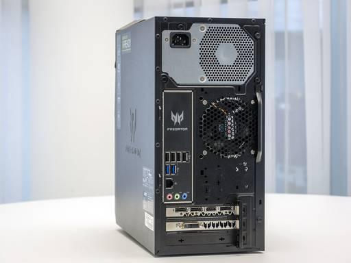 Игровое железо - Обзор настольного ПК Predator Orion 3000