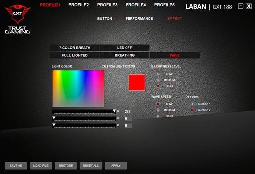 Игровое железо - Мышь GXT 188 Laban RGB и коврик GXT 758: геймерский дуэт от Trust Gaming