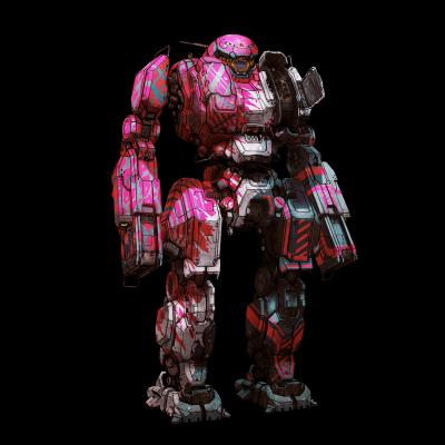 MechWarrior Online - Дервиш. Старейший и почтеннейший средний мех Внутренней Сферы