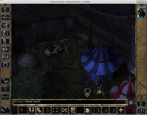Обо всем - Baldur's Gate II: Shadows of Amn: Как разобраться с джинном