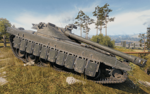 World of Tanks - Высокоуровневые шведские средние танки уже на подходе!
