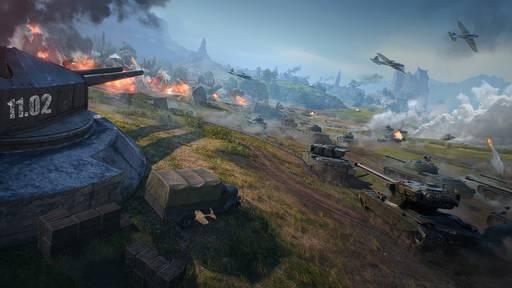 World of Tanks - «Линия фронта». Третий эпизод 12.04.2019