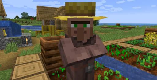 Новости - Интересности: Новая версия Minecraft 1.14.4 (Java Edition)