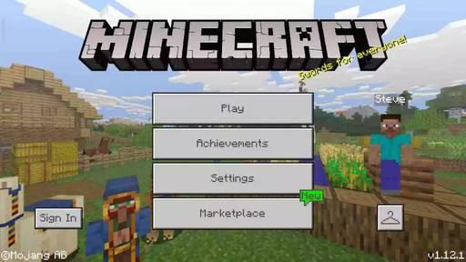 Minecraft - Что нового в Майнкрафт ПЕ 1.12.1?
