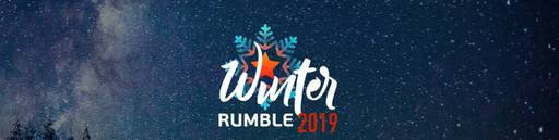 Киберспорт - 7‑8 декабря в Москве состоится Winter Rumble