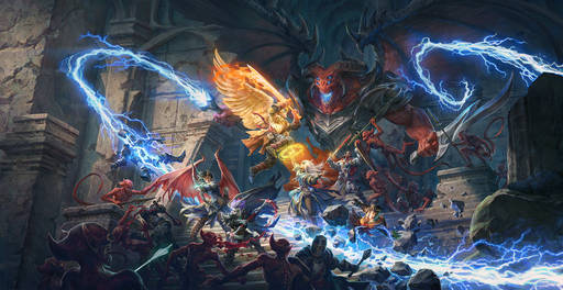 Pathfinder: Kingmaker - Анонс: Pathfinder: Wrath of the Righteous — новые приключения