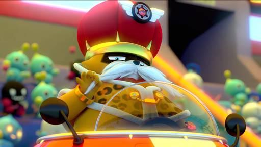 Обо всем - Обзор Team Sonic Racing
