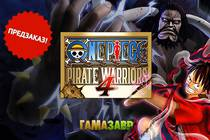 ONE PIECE: PIRATE WARRIORS 4 - открыт предзаказ