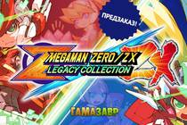 Mega Man Zero/ZX Legacy Collection - открытие предзаказа
