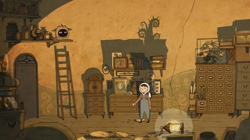 Новости - Вышла в свет милая адвенчура LUNA: The Shadow Dust