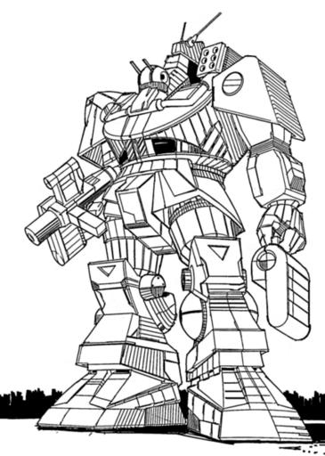 MechWarrior Online - Wolverine. Тяжелый разведчик с многогранным предназначением