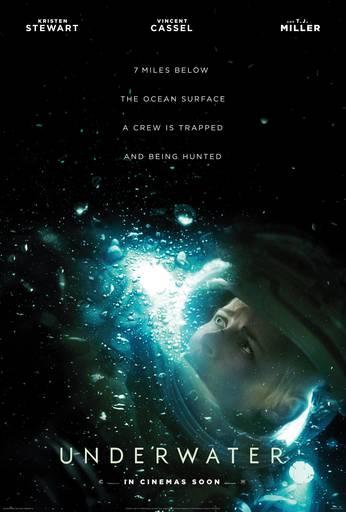 """Про кино - """"Под водой"""". И встретила я чудовище в глубине океанской"""