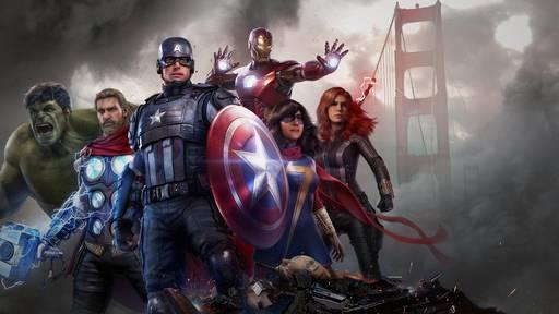Обо всем - Рецензия на видеоигру Marvel's Avengers