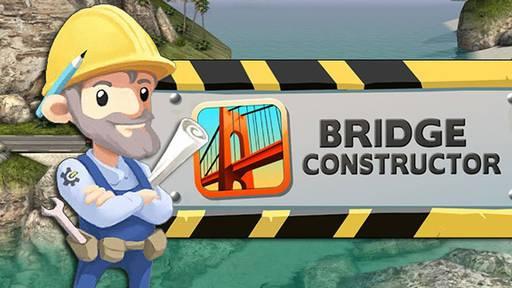 Bridge Constructor - Bridge Constructor — аркадный сопромат