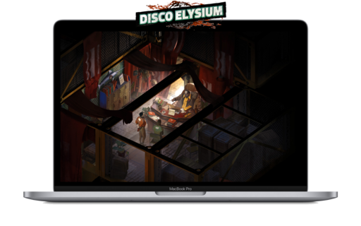 Disco Elysium - Apple объявила Disco Elysium игрой года для MacOS