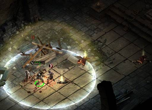 Pillars of Eternity - «Pillars of Eternity» - наследница «Baldur's Gate»?!