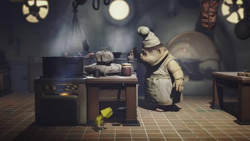 Цифровая дистрибуция - Стандартное Steam-издание Little Nightmares доступно до 17 января бесплатно!