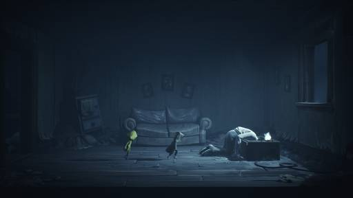 "Little Nightmares II - Обзор на игру ""Little Nightmares II"""