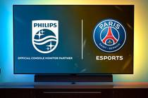 Philips Monitors и Paris Saint-Germain Esports стали партнерами