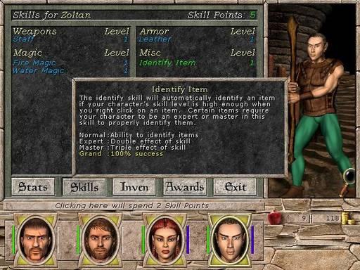 Обо всем - Как менялись классы в Might & Magic VI-IX. Часть II