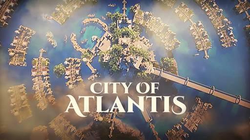Новости - Построй свою Атлантиду — City of Atlantis