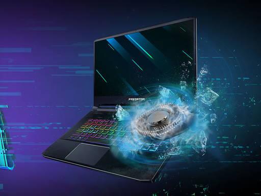 Игровое железо - Обзор игрового ноутбука Predator Triton 500
