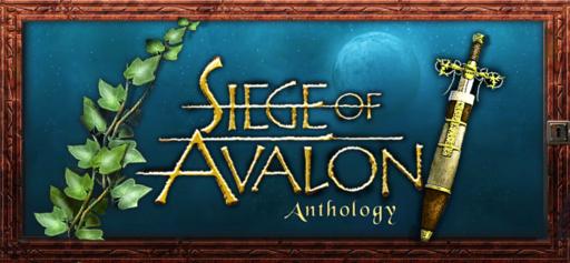 Осада Авалона - Siege of Avalon - прохождение, глава 5