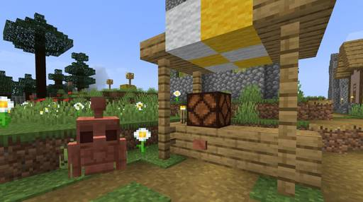 Minecraft - Медный голем уже в игре!