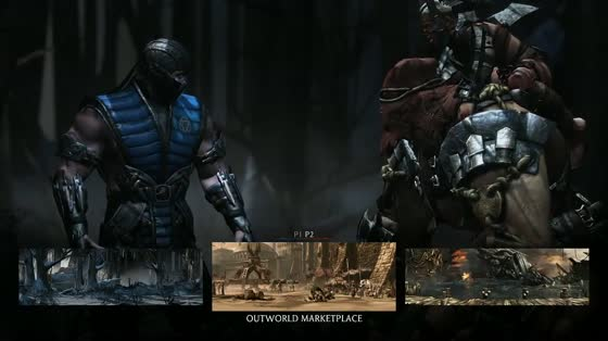 "Mortal Kombat X Gameplay 13 Minutes ""Scorpion Vs D'Vorah"" Fatalities"