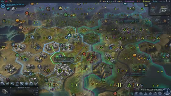 Первый взгляд на Sid Meier's Civilization: Beyond Earth