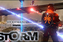 Обзор ShootMania Storm beta 1.3c от Вечных Нубов