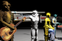 STAR WARS BAND :)