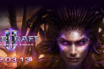 Открытие продаж Starcraft II: Heart of the Swarm