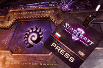 Зерги атакуют! Премьера StarCraft II: Heart of the Swarm в Москве