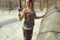Cosplay Tomb Raider 2013