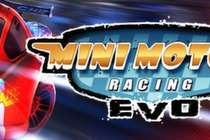Mini Motor Racing EVO и наглый ИИ