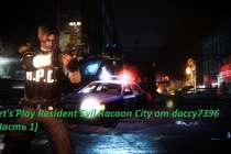 Let's Play Resident Evil Racoon City от doccy7396