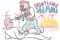 Создавая миры: Hotline Miami