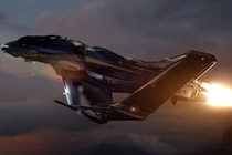 Star Citizen / Squadron 42. Корабли. 300i