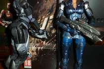 Mass Effect Play Arts Kai - Tali'Zorah vas Normandy - обзор