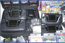 Sega Game Gear. Ёжик в кармане