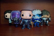 Funko POP! Mass Effect Vinyl Figure - обзор