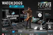 Распаковка Watch Dogs - Limited Edition