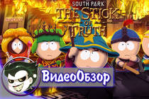 South Park: The Stick of Truth - Обзор игры by Mr.Joker