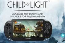 Child of light выйдет на PS Vita летом
